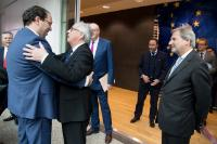 Visit of Youssef Chahed, Head of Government of Tunisia, to the EC