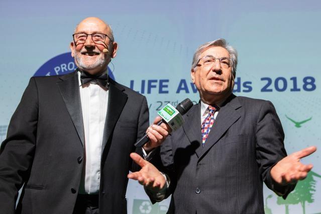 The LIFE Awards ceremony