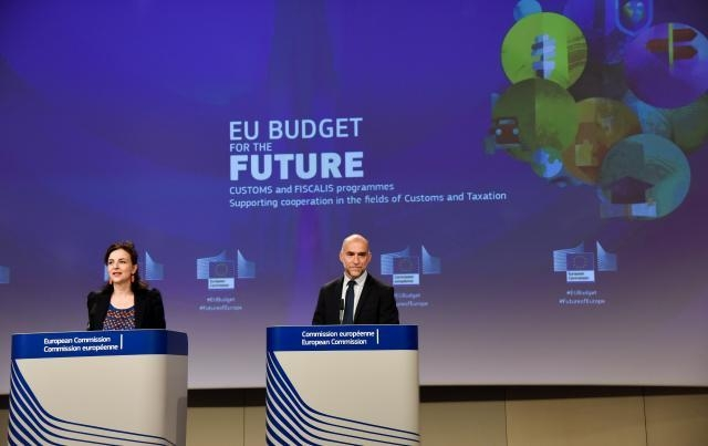 Statement by Olivier Bailly, Head of Cabinet of Pierre Moscovici, Member of the EC