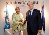 Visit of Amina J. Mohammed, Deputy Secretary General of the United Nations