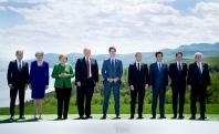 Participation of Jean-Claude Juncker, President of the EC, at the G7 Summit, in Canada