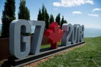 Participation de Jean-Claude Juncker, président de la CE, au Sommet du G7, au Canada