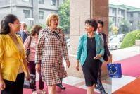Visit of Corina Creţu, Member of the EC to China