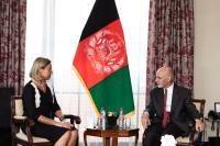 Visit by Ashraf Ghani, President of Afghanistan, to the EC