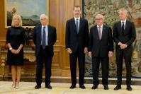 Visit by Jean-Claude Juncker, President of the EC, to Spain