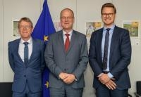 Visit of Representatives of the FIFPro to the EC