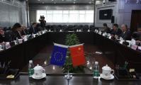 Visite de Carlos Moedas, membre de la CE en Chine