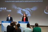 Statement by Cecilia Malmström, Member of the EC, on  the Reform of the WTO and the Global Alliance for Torture-Free Trade