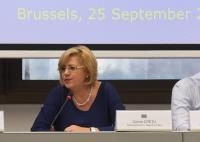 Participation of Corina Creţu, Member of the EC, in the meeting with representatives of the regional offices in Brussels