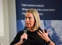 Participation of Federica Mogherini, Vice-President of the EC, at 'Watch List Policy Dialogue Day' event