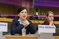 Participation of Vĕra Jourová, Member of the EC, at the conference