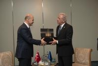 Visit of Dimitris Avramopoulos, Member of the EC, to Turkey