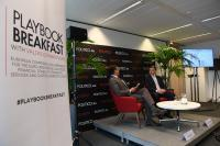 Participation of Valdis Dombrovskis, Vice-President of the EC, at POLITICO's Brussels Playbook Breakfast