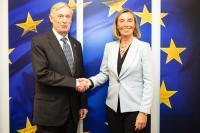 Visit of Horst Köhler, U.N. Secretary-General's Personal Envoy for Western Sahara, to the EC
