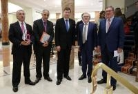 Visit of Valdis Dombrovskis, Vice-President of the EC to Spain
