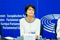 Press conference by Marianne Thyssen, Member of the EC, in Strasbourg