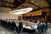 Réunion hebdomadaire de la Commission Juncker (20/06/2018)