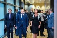 Visit of Nikol Pashinyan, Armenian Prime Minister, to the EC