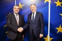 Visit of Jan Krzysztof Ardanowski, Polish Minister for Agriculture and Rural Development, to the EC
