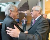 Visit of Sebastián Piñera, President of Chile, to the EC