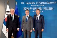 EU-Republic of Korea summit, 19/10/2018