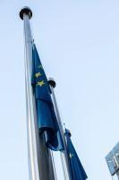 Drapeaux en berne à la suite de l'attaque du 11/12/2018 à Strasbourg