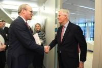 Visit of Simon Coveney, Irish Deputy Prime Minister (Tánaiste) and Minister for Foreign Affairs and Trade, to the EC