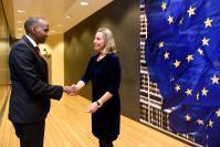 Visit of Hassan Ali Khayre, Somalian Prime Minister, to the EC