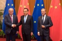 EU/China Summit, 16/07/2018