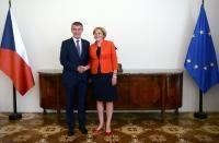 Visit by Corina Creţu, Member of the EC, to The Czech Republic