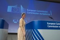 Press conference of Margrethe Vestager, Member of the EC, on state aid: Commission investigation did not find that Luxembourg gave selective tax treatment to McDonald's
