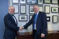 Visit of Juozas Olekas, Member of the Seimas (Lithuanian Parliament), to the EC