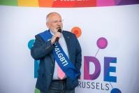 Participation of Frans Timmermans, First Vice-President of the EC, at the opening of the Belgian Pride Brussels 2018