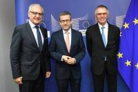 Visit of representatives of the European Automobile Manufacturers' Association (ACEA), to the EC