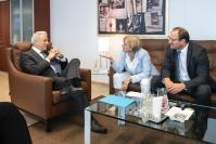 Visit of Johanna Mikl-Leitner, Governor of Lower Austria, to the EC