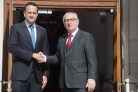 Visit by Jean-Claude Juncker, President of the EC, to Ireland