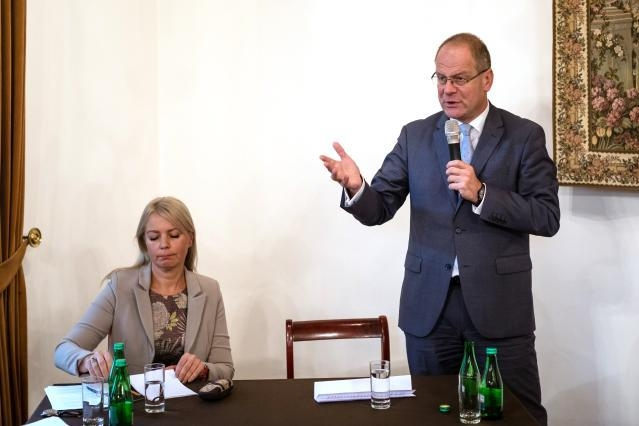 Visit by Elżbieta Bieńkowska, Member of the EC and Tibor Navracsics, Member of the EC, to Poland