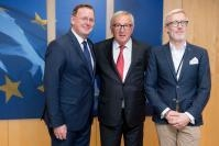 Visit of Bodo Ramelow, Minister President of the Land Thuringia, to the EC