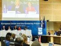 Participation of Federica Mogherini, Vice-President of the EC, at the closing of Kimberley Process (KP) Plenary Meeting