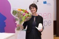Cérémonie de remise des Prix Femmes d'Europe 2018