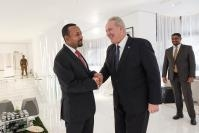 Visit of Neven Mimica, Member of the EC to Ethiopia