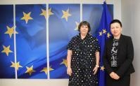 Visit of Barbara Scarafia, Vice-President Legal Europe and Associate General Counsel of Amazon, to the EC