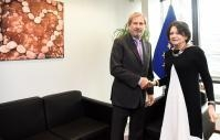 Visit of Rosemary Dicarlo, Under-Secretary General of the United Nations for Political Affairs, to the EC