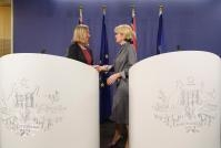 Visit by Federica Mogherini, Vice-President of the EC, to Sydney, Australia