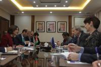 Visit of Johannes Hahn, Member of the EC, to Jordan