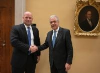 Visit by Dimitris Avramopoulos, Member of the EC, to USA