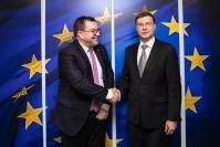 Visit of Grant Robertson, Minister of Finance of New Zealand, to the EC