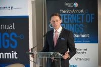 Participation of Jyrki Katainen, Vice-President of the EC, at the 9th Annual Internet of Things European Summit