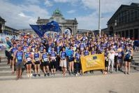 Launch of the 20 km of Brussels, under the patronage of Marianne Thyssen, Member of the EC