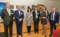 Visit of CEOs of the Gas Distributors for Sustainability (GD4S) coalition, to the EC